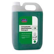 Detergent, Jeyes, C4, Dishwash, 5Ltr