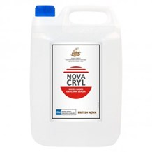 Floor Polish, Novacryl, Acrylic Sealer/Primer, 5Ltr
