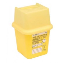 Sharps Disposal Container, 4 Ltr