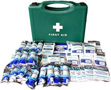 HSE First Aid Kit, 1-50 Person