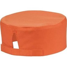 Catering, Wear, Chefs Cool Vent Beanie, Orange