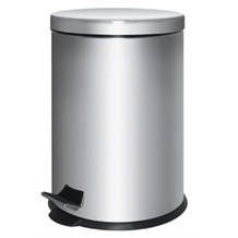 Bin, Step On, S/S, 5Ltr