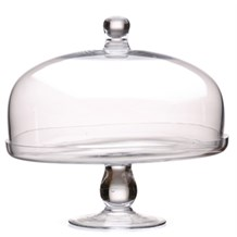 Cake Stand & Glass Dome
