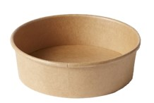 Catering, Salad Bowl, Small, Kraft, 500ml, 300