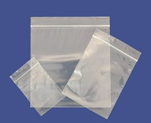 "Bags, Re-sealable, 9 x 6"", 1000"