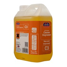 Degreaser, Jeyes, C3, Cleaner, Conc. 2x2 Ltr