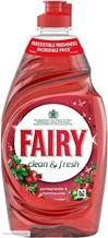 Washing Up Liquid, Fairy, Pomegranite, 433ml