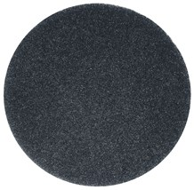 "Floor Pads, British Nova, Black, 17"", (432mm), 5 Pads"