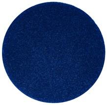 "Floor Pads, British Nova, Blue, 17"", (432mm), 5 Pads"