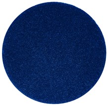 "Floor Pads, British Nova, Blue, 18"", (457mm), 5 Pads"