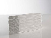 Handtowels, C-Fold, 2Ply White,             23 x 33cm, 2400 Sheet