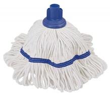 Mop Heads, Hygiemix Socket, Blue, 200g