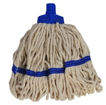Mop Heads, SYR Freedom, Mini, White Yarn, Blue