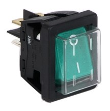 Prochem Rocker Switch, Illuminated, E02211-1