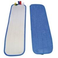 SYR Rapid Mop System, Microfibre  Pads, 10 Pads