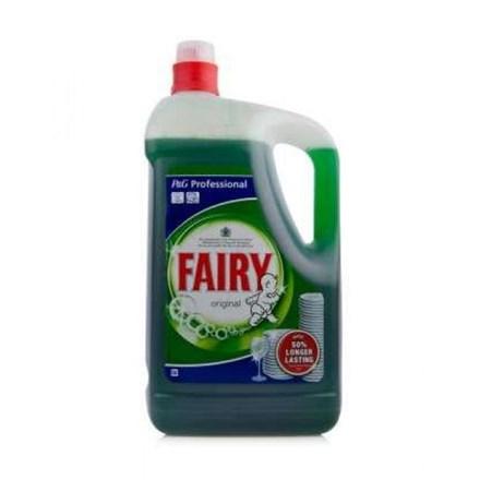 Washing Up Liquid, Fairy, 5Ltr