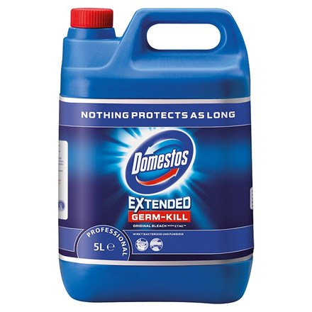 Bleach, Domestos, 5Ltr