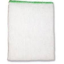 Dishcloths, Stockinette, Large, Bleached (Green) 10 Cloths