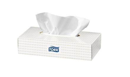 Tissues, Tork, Facial, White, 2Ply, 36 x 100
