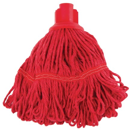 Mop Heads, Excel Bio Revolution, Red, 200g