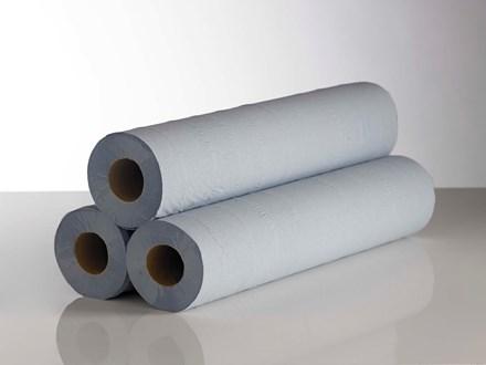 "Hygiene Rolls, 40m x 500mm, (20""), Blue, 12's"
