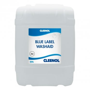 Dishwash Liquid, Cleenol, Blue Label, Washaid, 20ltr