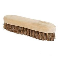 "Brush, Deck Scrub, Flat Trim, 8"""