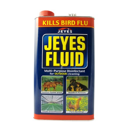Disinfectant, Jeyes Fluid, 5ltr
