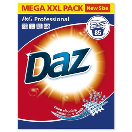 Washing Powder, Daz, Bio, 85 Wash