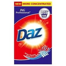 Washing Powder, Daz, Bio, 105 Wash
