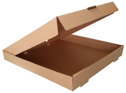 "Catering, Pizza Box, 12"" P/Slice, Brown x 100"