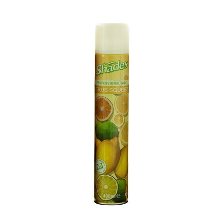 Air Freshener, Shades, 2in1, Citrus Squeeze, 12 x 400ml