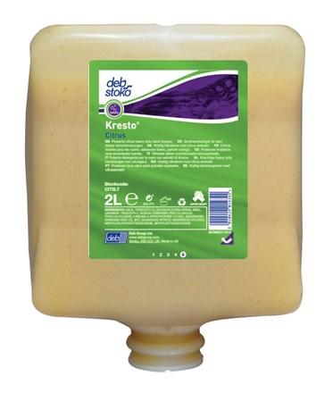Soap, Hand, DEB Kresto Citrus, 4 x 2Ltr
