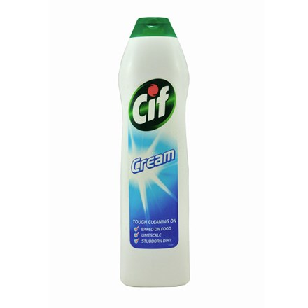 Cream Cleaner, Cif, 500ml
