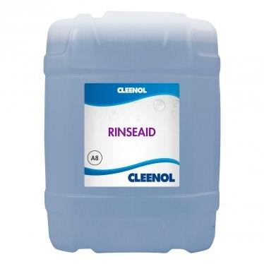 Dishwash Liquid, Cleenol, Blue Label, Rinseaid, 20ltr