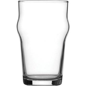 Glassware, Nonic, Half-Pint, 10oz, G.S. Case 48