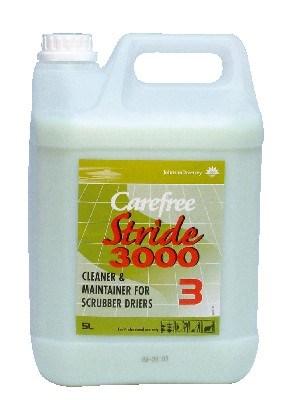 Floor, Cleaner, Carefree Stride 3000, 5Ltr