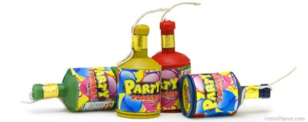Party Poppers, 50
