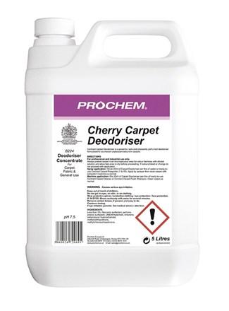 Carpet, Prochem, Cherry Carpet  Deodoriser, 5 Ltr