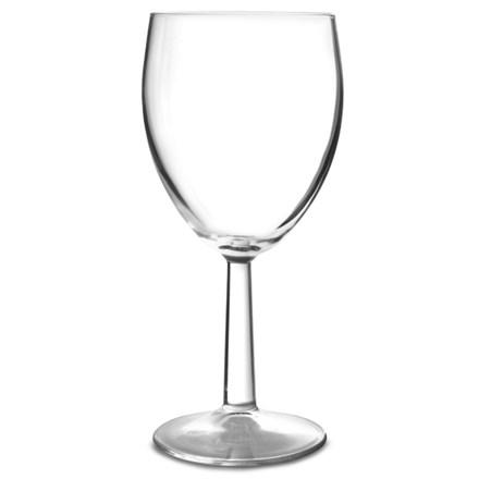 Glassware, Saxon, Wine, 9oz, Case 12