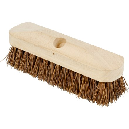 Brush, Deck Scrub, Head Union, 9""