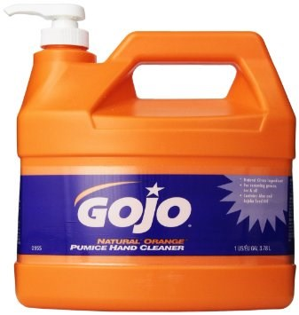 Soap, Go-Jo, Orange Hand Cleanser, 4 x 2Ltr