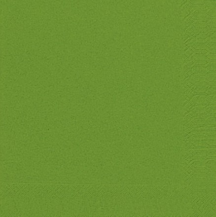Napkins, Dunilin, 40cm, Palm Green, 600