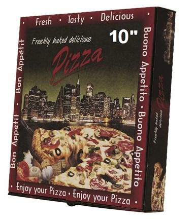 "Catering, Pizza Box, 10"" Manhattan, 100"