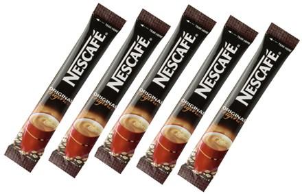 Hospitality, Coffee, Nescafe, Original, Sticks x 200