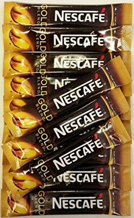 Hospitality, Coffee, Nescafe, Gold Blend, Sachets x 200