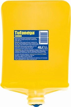 Soap, Hand, DEB Tufanega Lemon 4000, 4 x 4Ltr