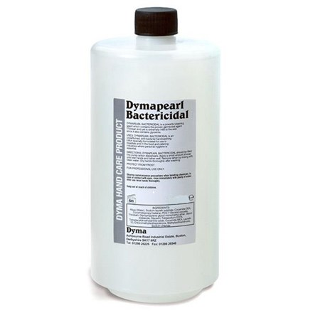 Soap, Hand, Dymapearl, Bactericidal, 6 x 500ml