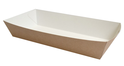 Catering, Fish & Chip Box, 500