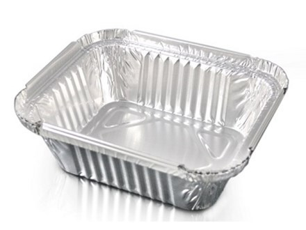 Catering, Foil Container, No.2, 1000